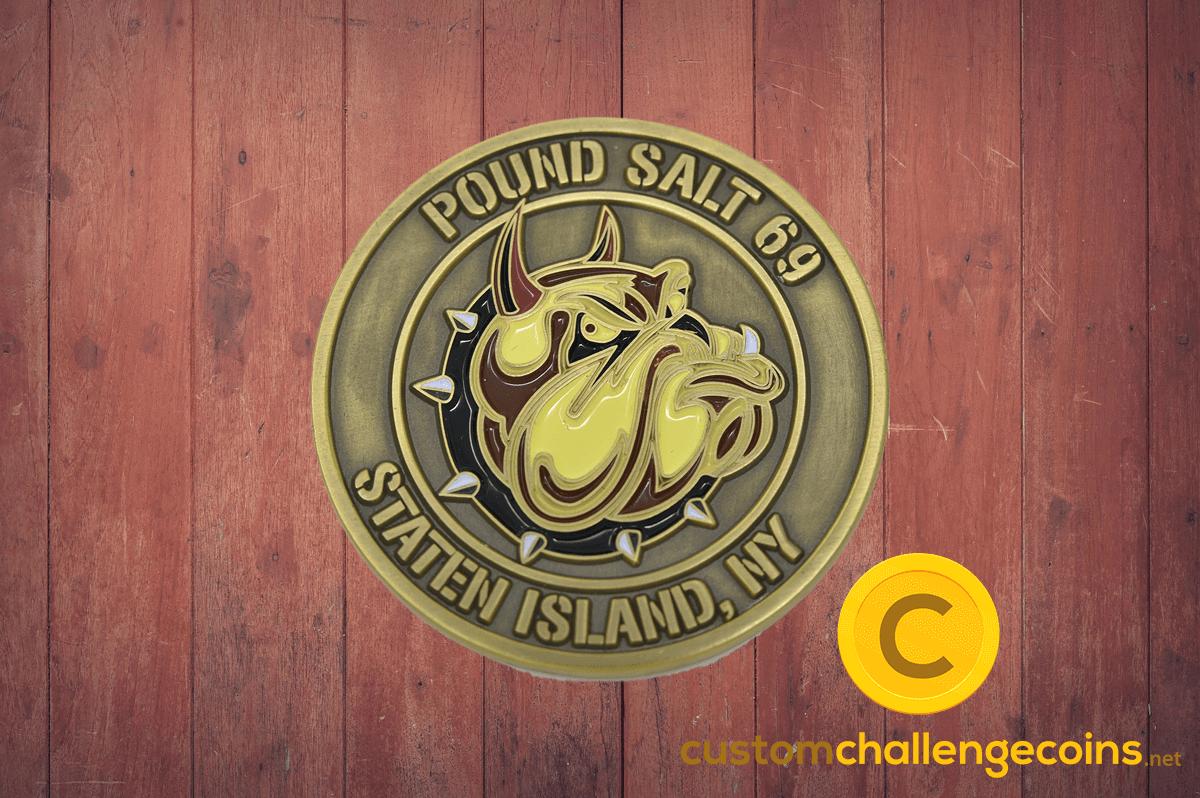 challenge coin custom