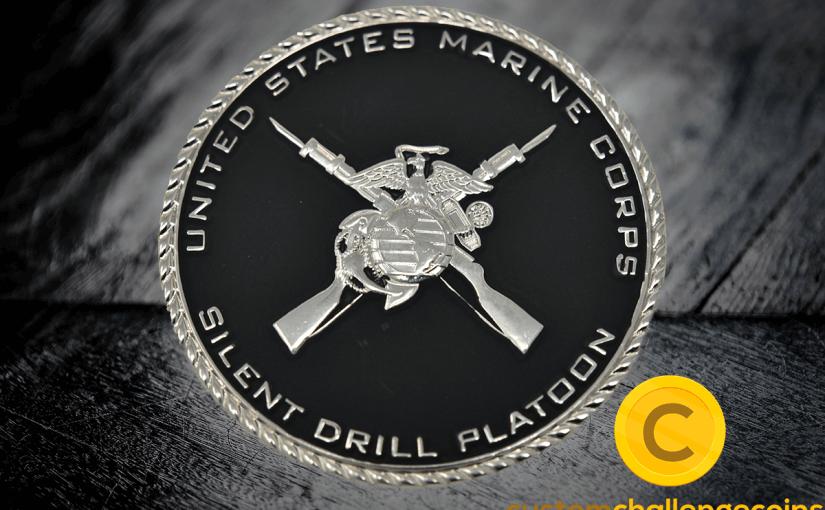 USMC Custom Coin