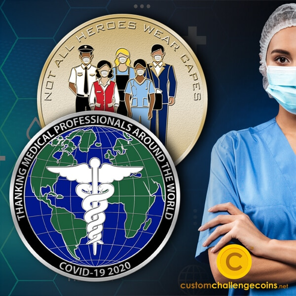 Covid Medical Coin