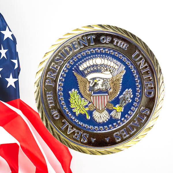How the Meaning of the Presidential Challenge Coin Changed Over the Years