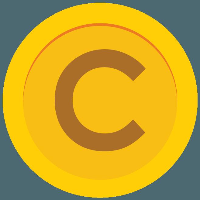 Large Custom Challenge Coin Logo