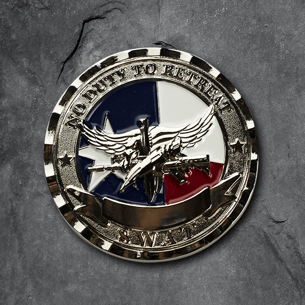 Engraved Challenge Coins
