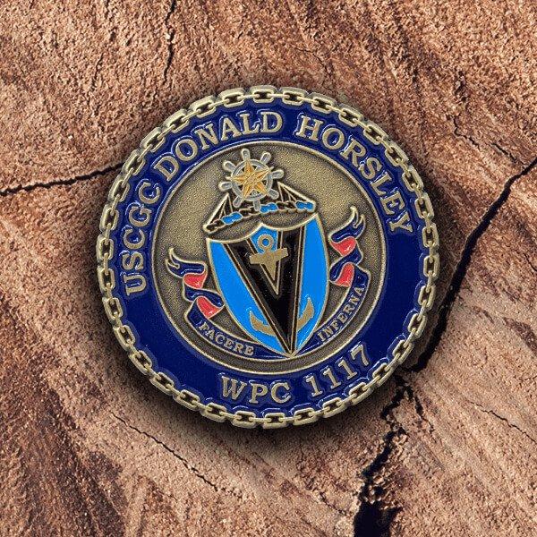 Coast Guard Challenge Coin