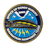 Coast Survey Navigation Response Team Challenge Coin
