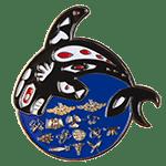 Navy USS Alaska Challenge Coin