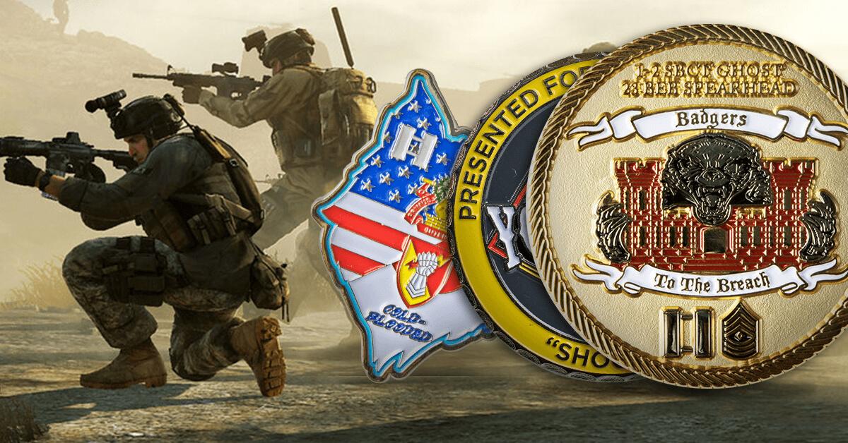 Army Coins