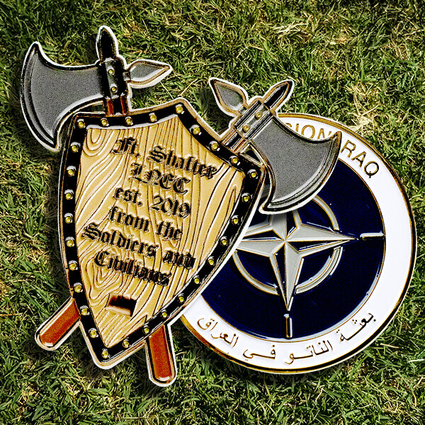 11 of The Most Rare Military Challenge Coins Ever Given