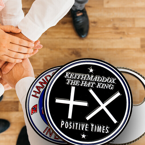 Boost Corporate Workplace Morale With Custom Challenge Coins