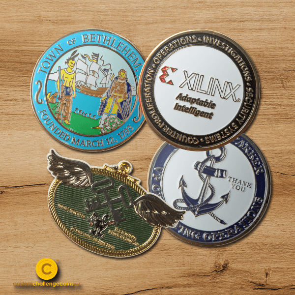 challenge coin design process