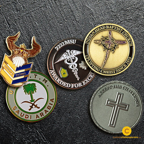 Whats the purpose of a challenge coin