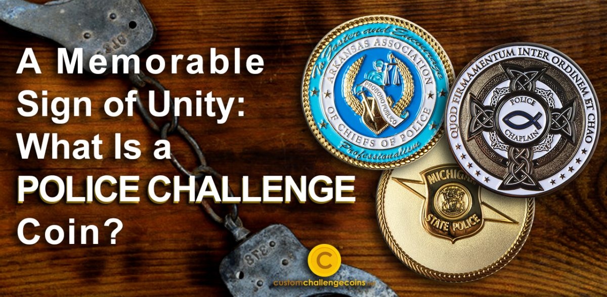 What is a Police Challenge Coin?